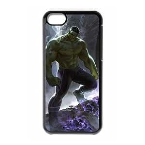 Hulk iPhone 5c Cell Phone Case Black yyfabd-296185