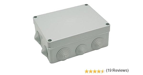 Famatel M111747 - Caja estanca ip55 220 x 170 x 85: Amazon.es: Bricolaje y herramientas