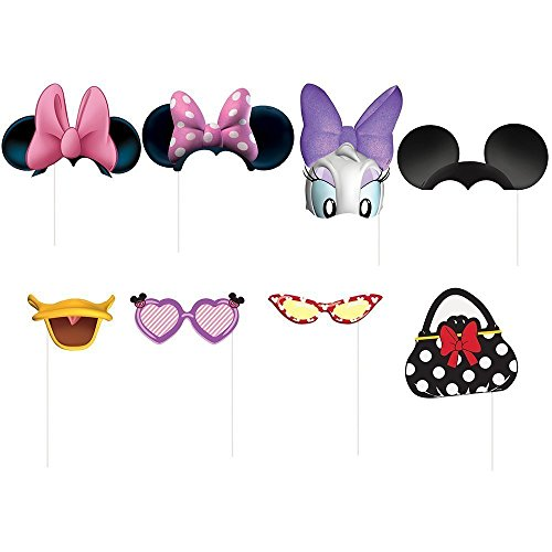 Mickey Mouse Clubhouse And Minnie Mouse Photo Booth Props 16