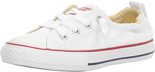 CONVERSE KIDS K ALL STAR SHORELINE SLIP WHITE SIZE 5.5 - Boys White Converse