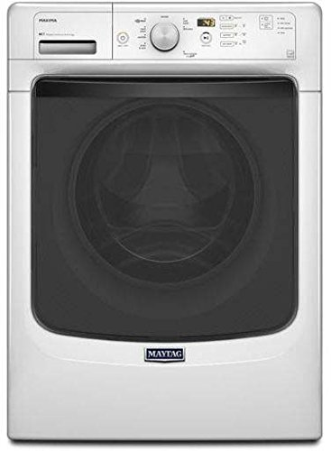 Maytag MHW3100DW Maxima 4.2 Cu. Ft. White Stackable Front...