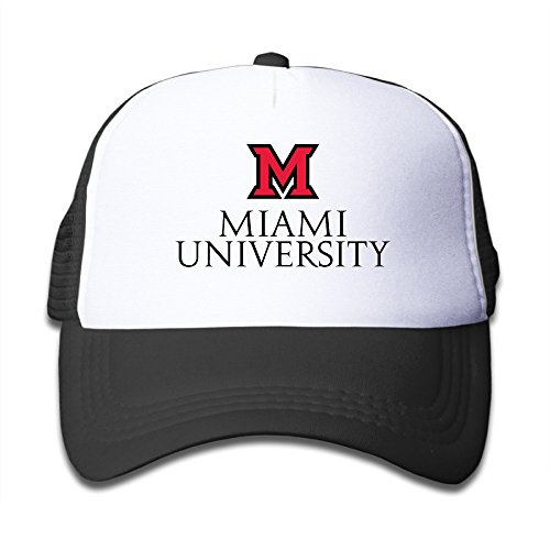Miami University Toddler Small Sunscreen Hat Style Cute Hat For (Caralina Panthers)