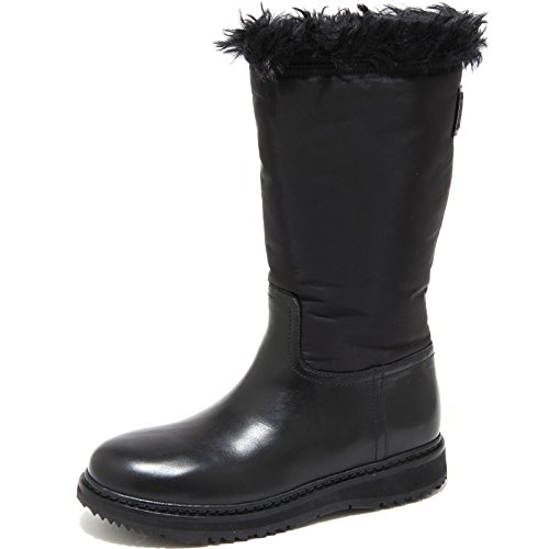 Nero Stivale Donna Boots Scarpa Sport Prada Shoes Vintage Women 68234 UxzHvv