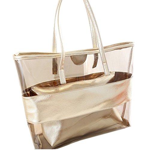 Siehin - Bolsa mujer dorado
