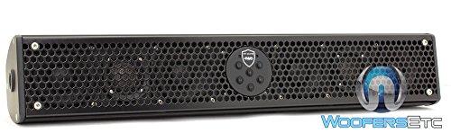 Wet Sounds Stealth 6 Ultra - 6 Speaker All-in-One Bluetooth Soundbar (Bar Sound Stealth)