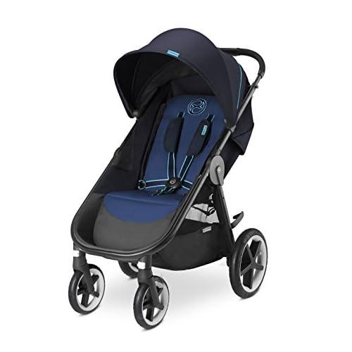 CYBEX Eternis M4 Baby Stroller, True Blue