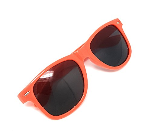 Classic Sunglasses - Stylish Sunglasses with 100% UV Protection - by Pointed Designs - Sunglasses Coral