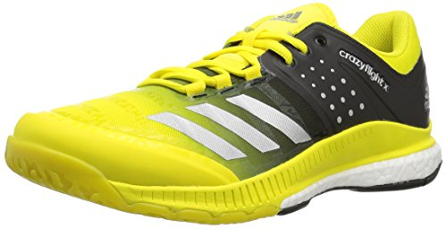 night Adidascrazyflight Metallic Donna Adidas White W X Crazyflight grey P1WqFYw