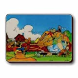 3D Lenticular Magnet - ASTERIX and OBELIX