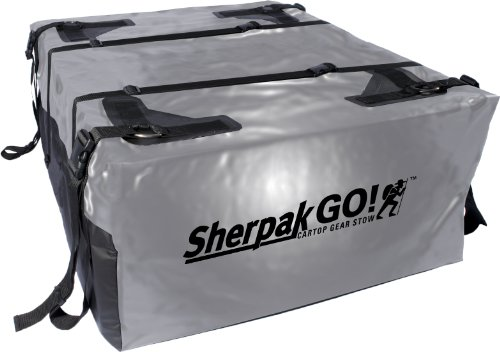 Sherpak Seattle Sports Go! 15 Bag, Black/Silver