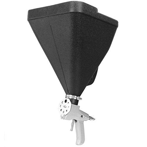 XtremepowerUS 1.5 Gallon Pro Air Texture Hopper Spray Gun Texture Ceiling Drywall Wall Sprayer