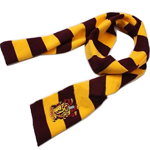 Miss-Meg Harry Potter Slytherin Scarves Costume (Harry Potter Scarf Gryffindor)