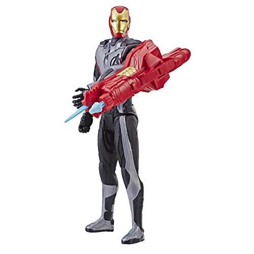 Boneco Titan Homem De Ferro Avengers Vermelho