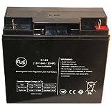 AJC174; Universal Power Group BU20L-B 12V 18Ah Lawn and Garden Battery