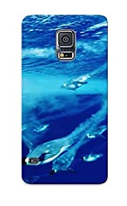 Defender Case For Galaxy note4, Animal Penguin Pattern, Nice Case For Lover's Gift
