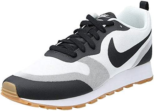 rima Dominante proposición  Nike Md Runner 2 19 Men's Shoes, Multicolour (White/Black/Gum Light Brown  100), 8 UK (41 EU) (NKAO0265_100): Buy Online at Best Price in UAE -  Amazon.ae