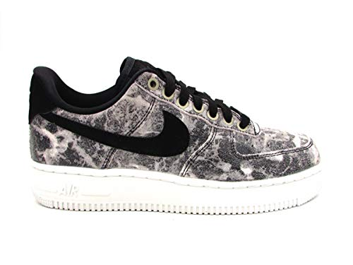 Pewter Lxx black Nike 1 Fitness Multicolore mtlc De Wmns Force '07 001 black Air Chaussures Femme rqqP6wSX