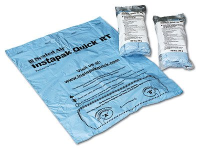 Instapak Quick RT Packing and Shipping Solution (#20 (18''x18''), Quantity 36) by American Bubble Boy
