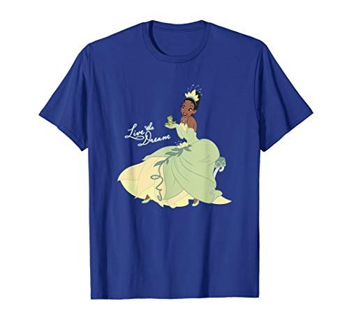 - Disney The Princess and the Frog Tiana Dream T-Shirt