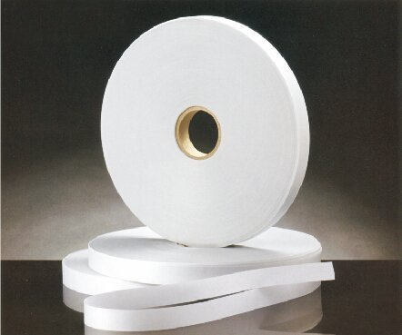 "ISA Sales & Service Ceramic Fiber Paper Tape - .250"" thk x 1.250"" Wide x 25 ft Long (1-roll)"