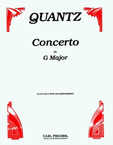 Quantz Flute Concerto - 4