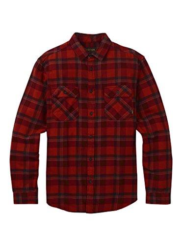 Burton Men's Brighton Flannel Down Shirt, Bitters Hawthorn P