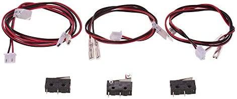 Festnight Piezas de la impresora Anet 3D Interruptor de fin ...