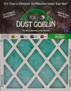 Dust Goblin Home Air Filter 4-Pack