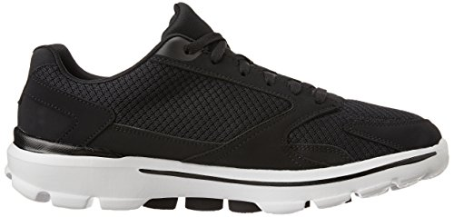 de azul Skechers Deporte Zapatillas Hombre para negro Walk GO 3 Compete qXwnA6Xv