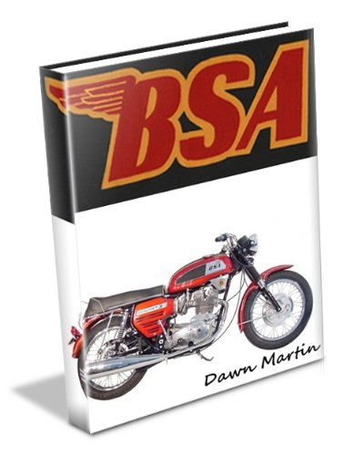 History of BSA Motorcycles
