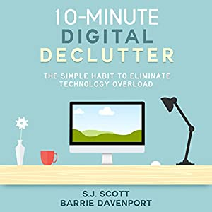 10-Minute Digital Declutter Audiobook