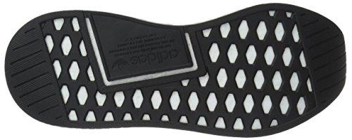 adidas Originals Herren NMD_r2 PK Sneaker Weiß / Weiß / Schwarz
