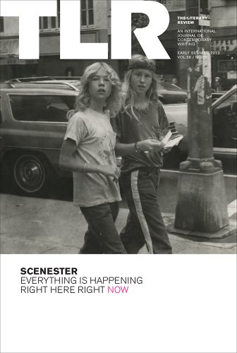The Literary Review: Scenester