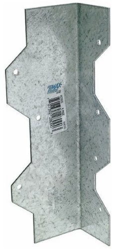 Reinforcing Angle - Simpson Strong Tie L70Z ZMAX Galvanized 16-Gauge 7 in. Reinforcing L-Angle 50-per box