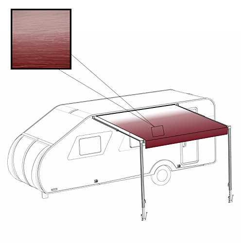 ALEKO Awning Replacement Retractable Burgundy product image