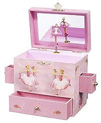 Enchantmints Ballerina Musical Jewelry B...