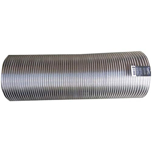 (Builder's Best 110412 BDB110412 Semi-Rigid Aluminum Duct, 8ft (10