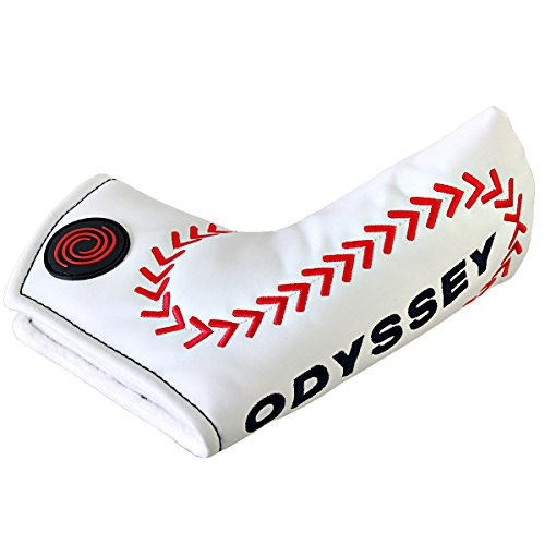 Odyssey Golf- 2015 Sport Blade Head Cover Baseball