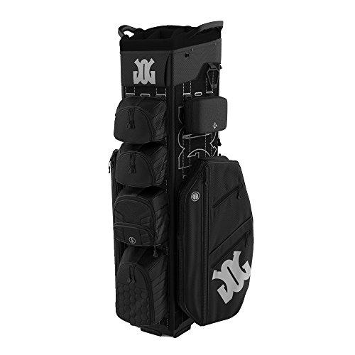 寸法ワックスパケット10月ゴルフギアカートバッグ基本キット2017ミッドナイトブラック