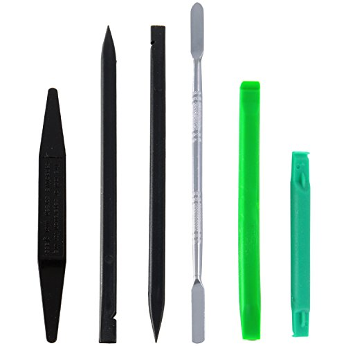 Set of 5 Professional Pry Tools for iPhone, iPod LCD Screen Opener Repair Kit with Non-abrasive Nylon Spudgers
