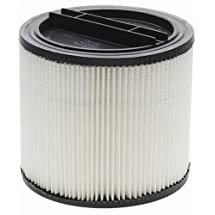 Shop Vac Cartridge Filter 903-04, 2 Pack