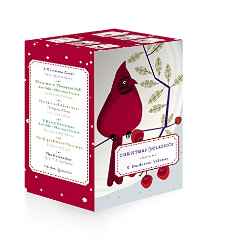 Penguin Christmas Classics 6-Volume Boxed Set