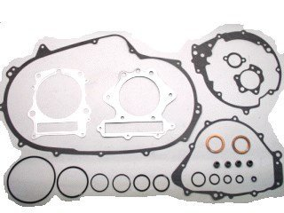 Outlaw Racing OR4221 Complete Full Engine Gasket Set YFM600FW Grizzly 4x4 1998-2001 Kit