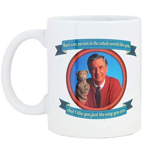 (Mister Rogers Neighborhood Daniel Tiger I Like You Coffee Mug)
