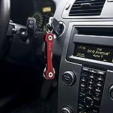 Smart Key Holder Keychain - Compact Key Holder
