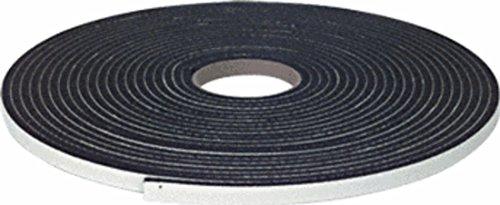 CRL Radius Window and Door Foam Seal Tape 1/2