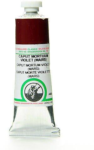 Old Holland Classic Oil Colours - Caput Mortuum Violet - Mars 1 pcs sku# 1838695MA