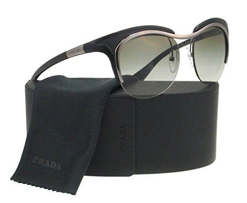 Prada Sunglasses SPR 68O BLACK 5AV-3M1 (3m1 Prada Sunglasses)