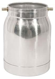 Universal 1 Quart Aluminum Siphon Feed Spray Gun Cup Only