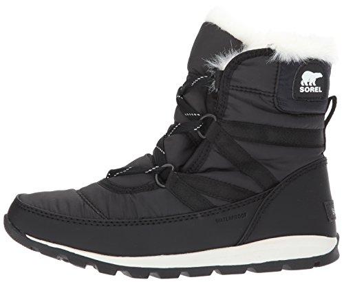 Short Boots Lace Sorel W's Whitney Black qxAnpEZwaB